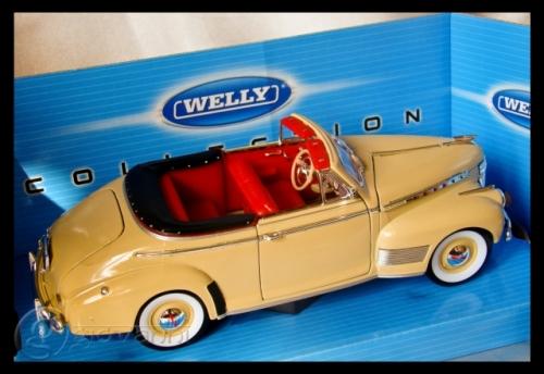 1941 Chevrolet CASING
